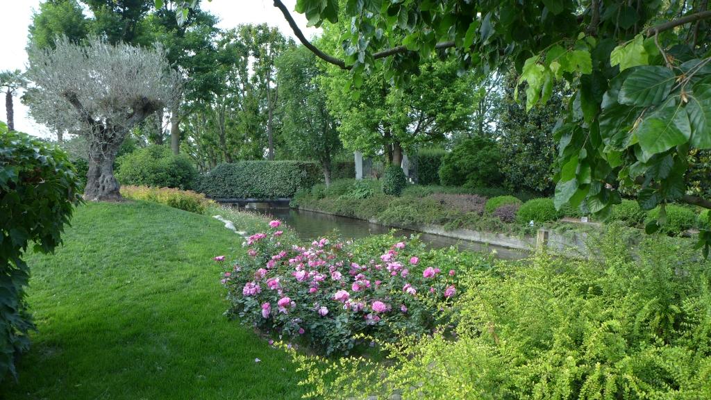 Un ruscello in giardino, che bella idea!