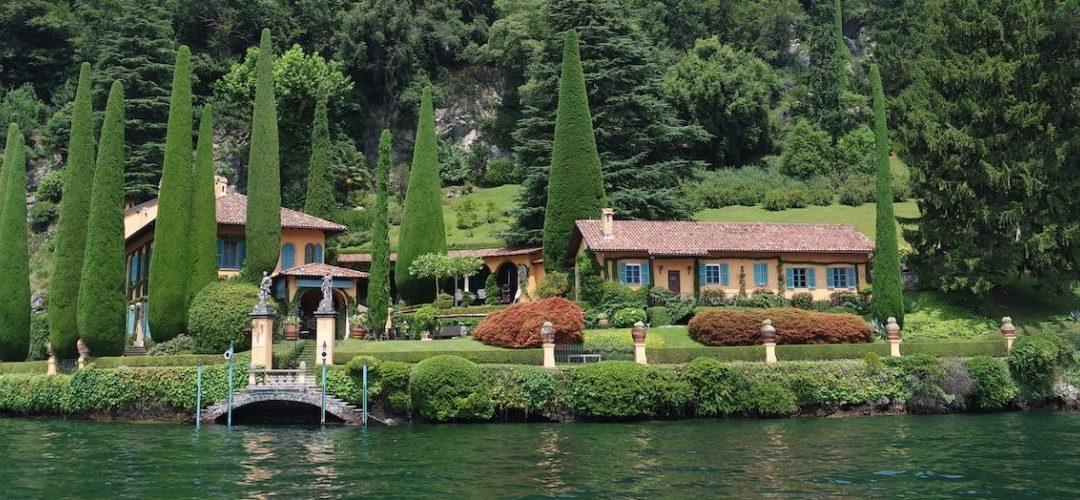 Il giardino dei laghi prealpini lombardi: lago Maggiore e Como